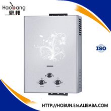 HAOBANG high quality anti-wind flow back device gas water heater