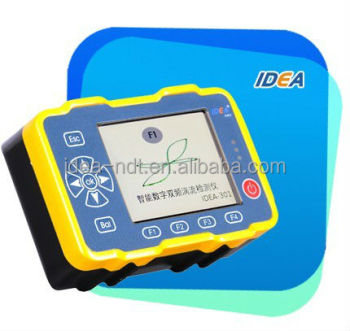 IDEA301Mini-Digital (Dual-frequency) Eddy Current flaw Detector made in china