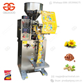 Automatic Saffron Beef Jerky Dry Food Namkeen Pouch Peanut Chin Chin Packaging Coffee Bean Filling Popcorn Nuts Packing Machine