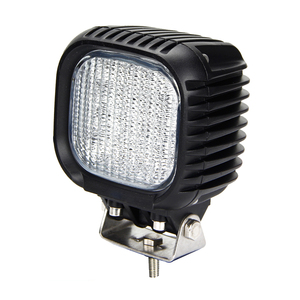 "2018 New led 48W worklight, led work light 48 watt , 4"" square 48W led work light for heavy duty truck with high bright"
