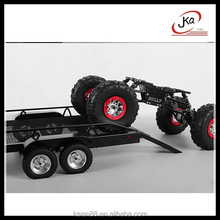 Top quality and cheap price! 1/8 Rc car trailer/ CNC machined parts