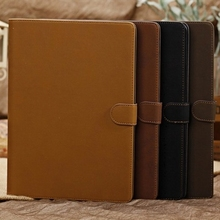 Designer Luxury Leather Flip Folding Case Magnetic Smart Cover leather case for apple ipad air ipad 5