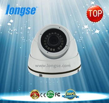 longse Vandalproof IR Dome Camera IP66 sony 4MP OV4689 + Hi3516D networ HD-IP Camera H.265 LIRDNS200