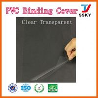 New ISO plastic covers self adhesive transparent book cover