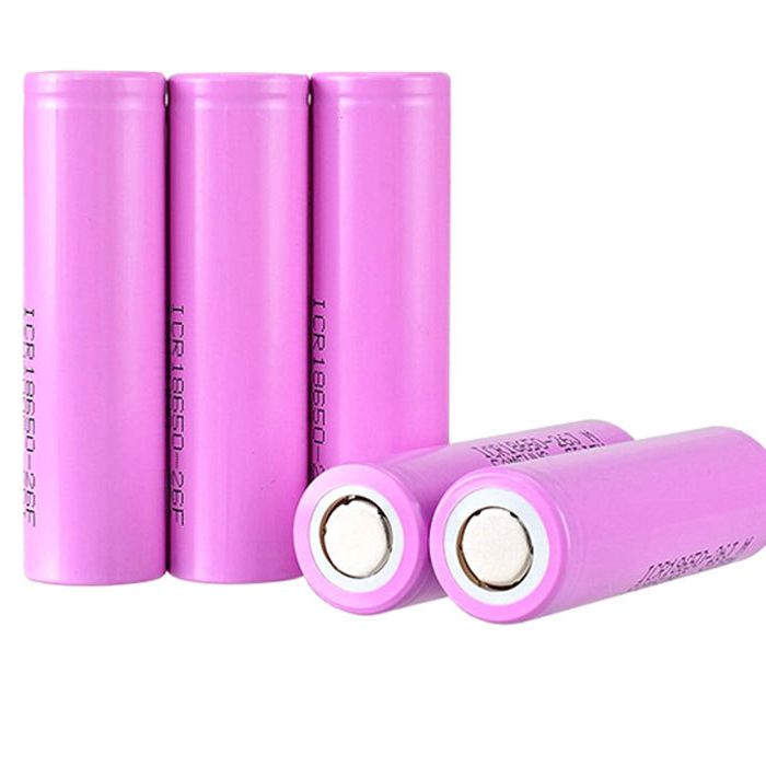 Rechargeable 3.7v 16350 li-ion battery Flashlight lithium Battery 900mah