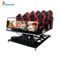 Home theater electric motion New design mini cinema 3D 4D 5D Dynamic Cinema