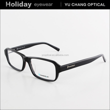 Italian designer brand acetate frames luxury fashion eyeglasses men square eyeglass frames
