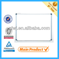 jiangsu wuxi Aluminum frame magnetic ceramic whiteboard white board magnetic white board laminate