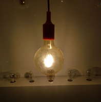 2 years warranty led filament bulb light with base E27/B22