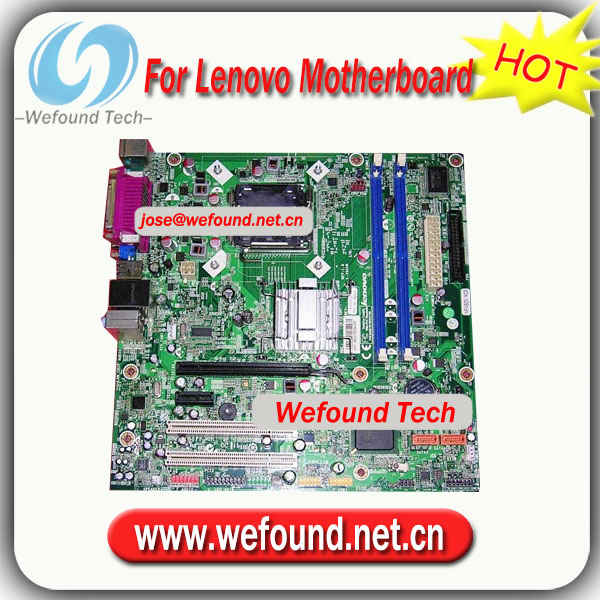 100% Working for IBM LENOVO THINKCENTRE A58 Motherboard SYSTEMBOARD for L-G41M,chipset G41,DDR2,MATX, 46R8891 46R8896