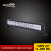 cree 108w double row Led Light Bar 20inch led offroad light bar for atv utv 4x4 racing mining