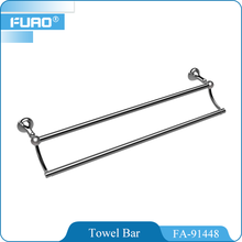 FUAO Hot selling wall mounted double extension towel bar