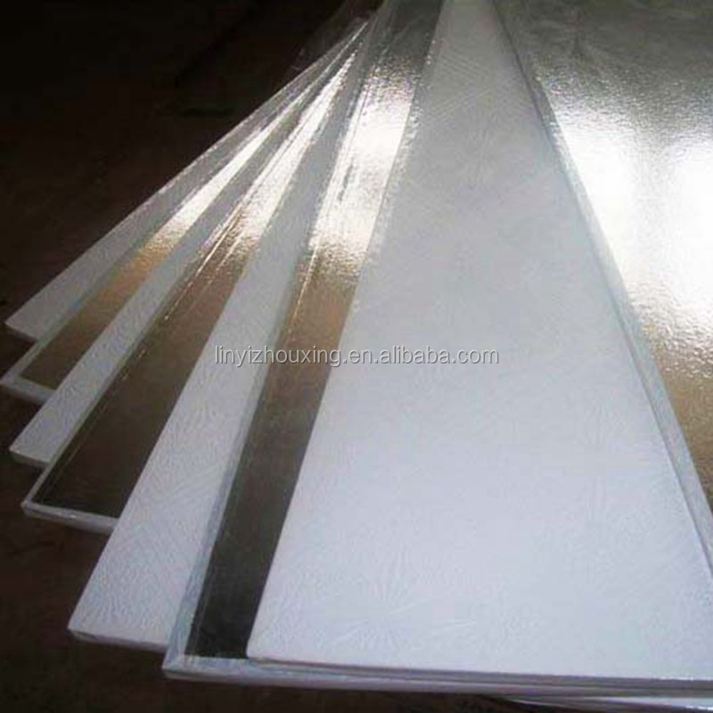 Foil Backed Gypsum Board : Aluminium foil backed gypsum ceiling board buy