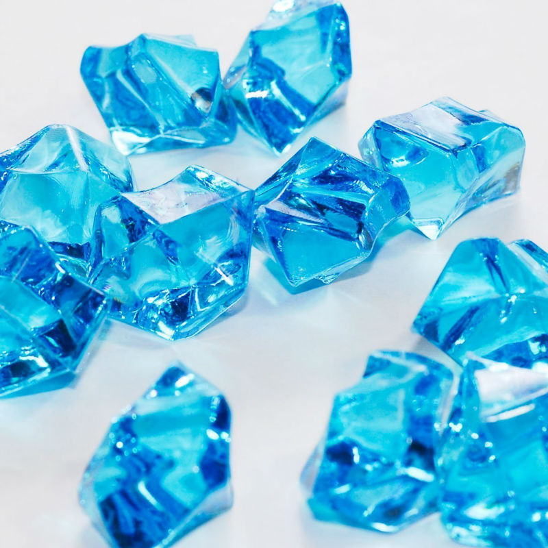 Acrylic ice stone table centerpieces buy acrylic ice for Acrylic decoration