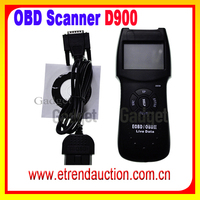 Professional OBDII D900 Generic Scan Tool All 1996 And Newer Cars Light for Trucks Asian And for European Cars