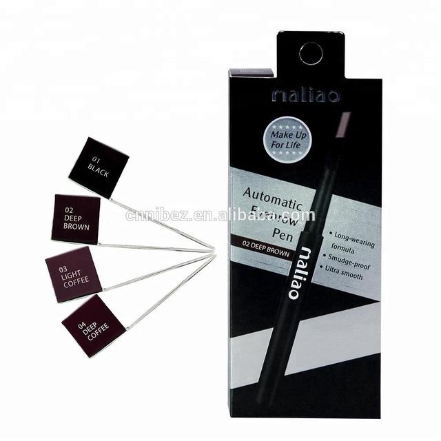 Wholesale best quality 1.2g women & men can use makeup automatic best eyebrow pencil eyebrow pen eyebrow pencil contour