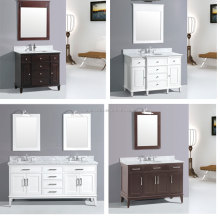 hotsell in USA and Canada Solid wood Bathroom Vanity,Bathroom Furniture