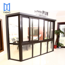 PVC sliding windows vinyl sliding window cheap house window for sale