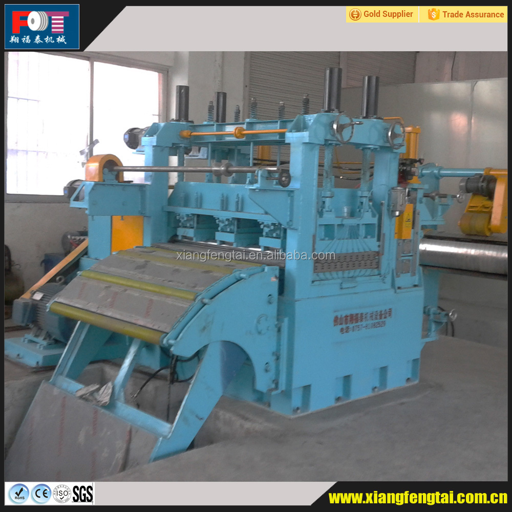 Cut To Length Machine With Sheet