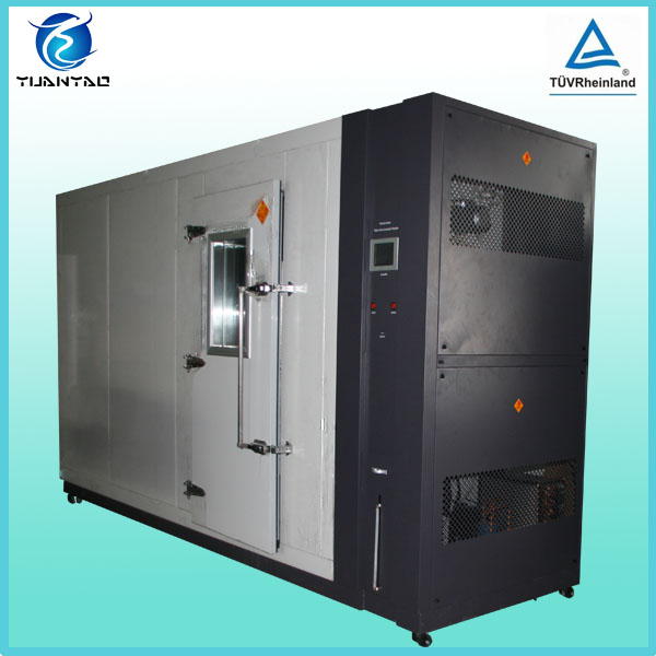 Chemical laboratory equipment walk in climatic test machine