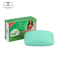 best price for AICHUN 3 days slimming quickly green tea soap to lost weight