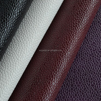 Embossed shiny ladies bag leather pouch 1.0mm leather handbag