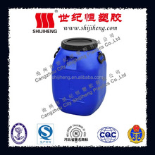 UN approved 50L stackable plastic bucket