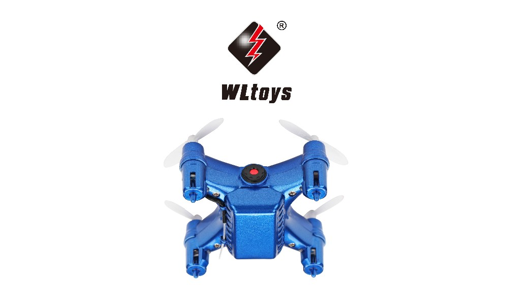 WL Toys Q343 Mini wifi transmission quadcopter with intelligent altitude