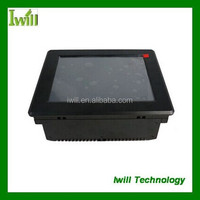 Industrial all-in-one IBOX-901 A8 with wall mounted touch screen computer