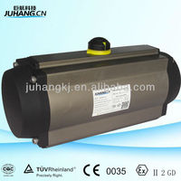 Double Acting Pneumatic Valve Actuator With