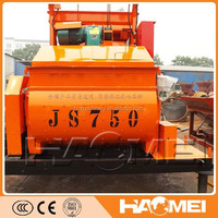 stable performance electric engine harga concrete mixer