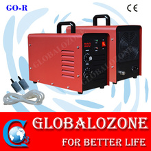 Moveable Ozone machine for purification