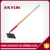 Garden Tools Farming Forged Weeding Hoe 535501