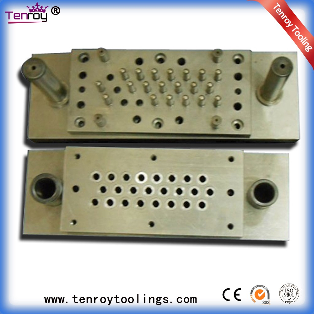 Tenroy steel slip joint door hinge stamping die,manifold gaskets die for cars,hss metal punch