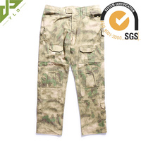 new design camouflage antiflaming mens army cargo pants