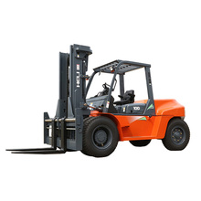 heli forklift of china CPCD100 brand new forklift