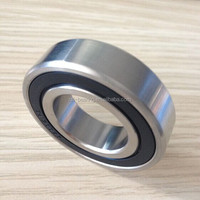 316 stainless steel ball bearing model W6004-2RS/S6004-2RS