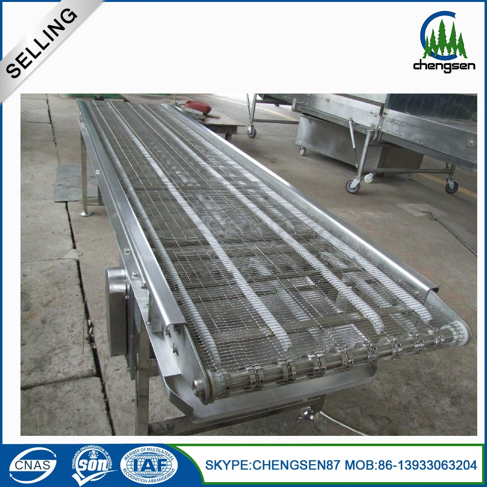 High tensile strength Stainless Steel Wire Mesh Conveyor Belt