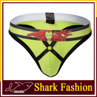 Shark Fashion underware alibaba online shopping men g string underwear