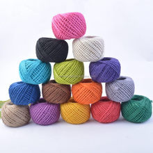 Bulk Colored Jute Rope
