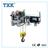 OEM design electric wire rope hoist for dealer