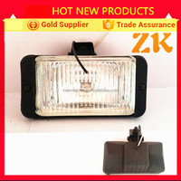 12v halogen yellow auto auxiliary Driving Light kit for jeep truck