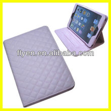 Folio Stand Luxury Fashion Advance Leather Case for mini iPad Magnetic Smart Cover Sleep Wake UP Manufacture Wholesale
