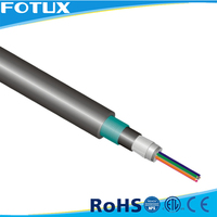 2 core single mode fiber optic cable