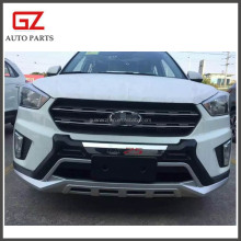 Front rear fender bar bumper guard for 2016 2017 new hyundai CRETA ix25