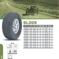 Radial Tire Design used export car tyres 235/75R15