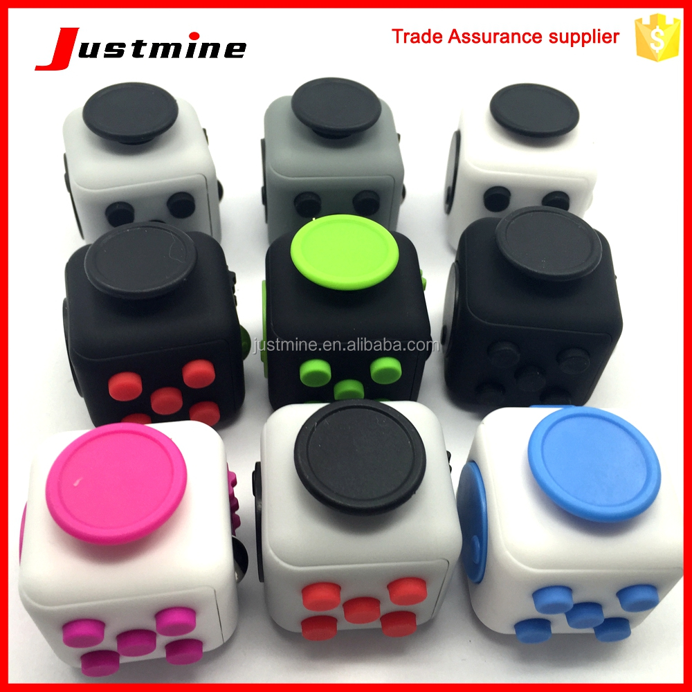 Funny and cute Fidget Cube toys magical cube for Christmas Gift