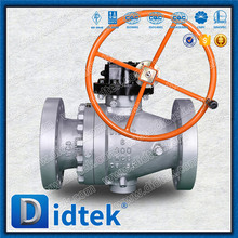 Didtek Good quality Reasonable Price Extension Stem Ball Valve For Oil