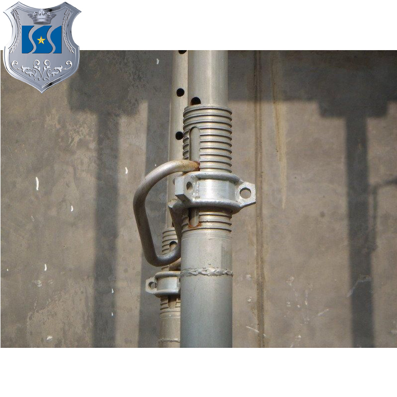 Construction Q235 Steel Acrow Scaffolding Props Supporting