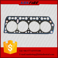 Auto Parts Toyota 4K engine Cylinder Head gasket for 11115-13030